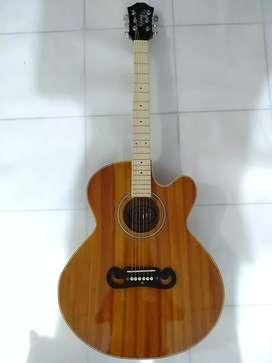 Gitar akustik youngyoung