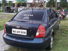2007 Hyundai Verna diesel 70000 Kms