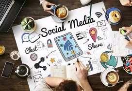 Admin Sosial Media OL Shop Baju Muslim