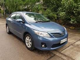 Toyota Corolla Altis 1.8 VL AT, 2013, Petrol