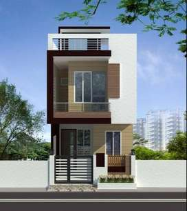 850SQFT NEW DUPLEX HOUSE ONLY 28 LAC (NEAR PVS MALL SHASTRI NAGAR)