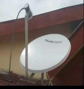 Gebyar promo Transvision HD Karanganyar paket hemat setahun