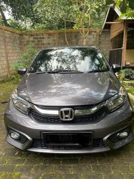 Honda Brio E Satya CVT