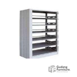 Lemari Perpustakaan Metal / Filling Cabinet Metal Safeguard SBSW2P-P1