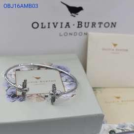 Gelang Wanita Olivia Burton London Original Fullset