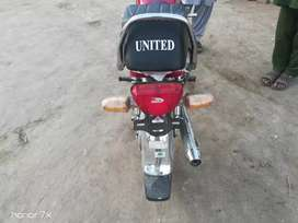 United moter cycle in New condition