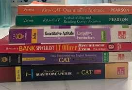 Presistine conditioned books -MBA
