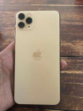 Iphone 11 pro second like new
