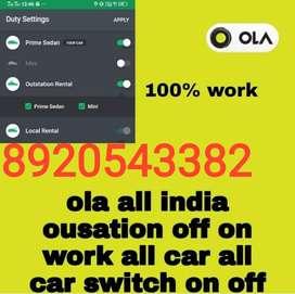 Ola Uber attachment centre Bihar
