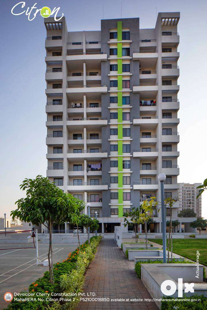2 BHK Apartment for Sale in Wagholi at Rs 42 lacs Onwards - Citron 0