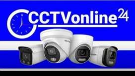 Kami melayani jasa pasang dan servis kamera cctv online terpercaya