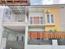 Rumah di Sorowajan 102/110m2 Dekat Amplaz, Janti, Lingkungan Pendatang