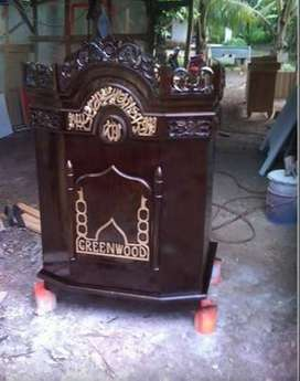 mimbar masjid ekonomis