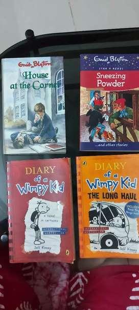 Wimpy Kids Books