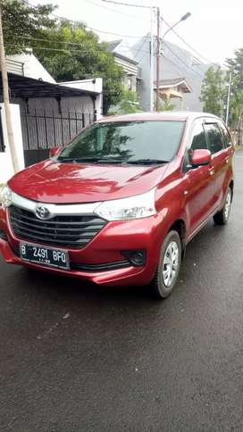Toyota Grand New Avanza E mt 2015