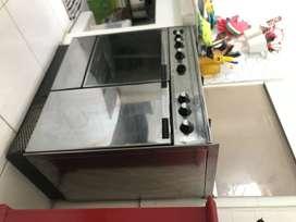 KOMPOR 5 Tungku + oven