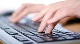 Data entry form filling copy paste