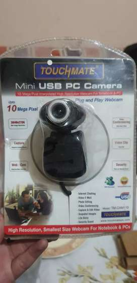 Webcam 10MP USB Camera