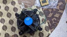 GTX 650 2gb , i3 2nd gen hyper threading, 4gb ram.