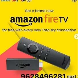 TATA SKY NEW D2H HD CONNECTION@ 1300/-(BEST DEAL)