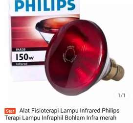Lampu fisioterapi infrared philips