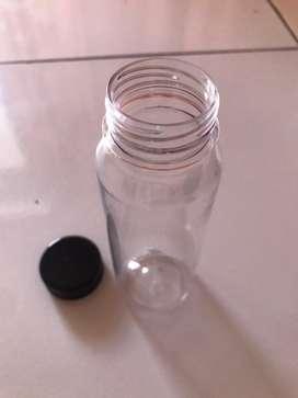 jual murah botol plastik bisa buat minuman