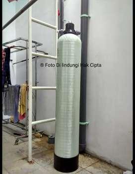 Penjernih Filter Air Keruh dan Bau