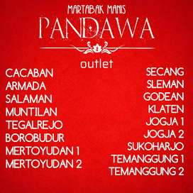 Lowongan Martabak Manis Pandawa Klaten & Sukoharjo