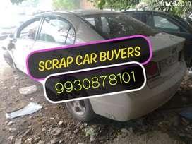 Jj. purchaser old Old scrap cars..
