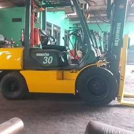 Forklift 3 ton komatsu /12
