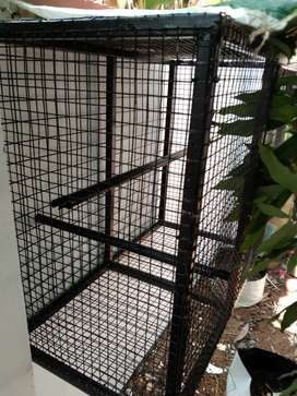 Cage for birds, small dog