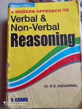 RS AGGARWAL ~ Reasoning