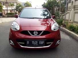 Nissan March XS 2015 AT Merah