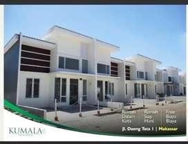 Hunian New Design TIPE 45/72m² , lokasi Dekat Mall MARI makassar√
