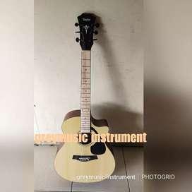 Gitar natural Taylor greymusic seri 777