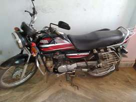 Bike is in good condition.