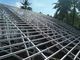 Rangka Baja Ringan TCS STEEL Cepat RAPI 3 Hari Jadi Tukang HANDAL
