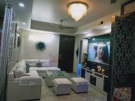 Full furnished 3bhk Apartment in Crossing republic