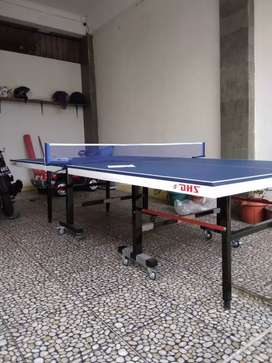 Tenis meja pingpong DHS kaki besar