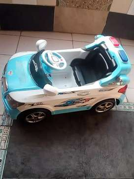 New look child car comlet work