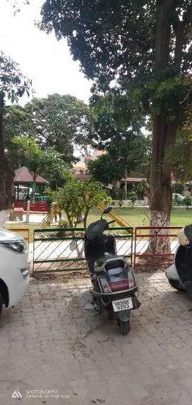 Available 2 kanal plot phase 4 Mohali sector 59 facing park