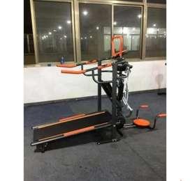 Treadmill Manual 6 fungsi Murah