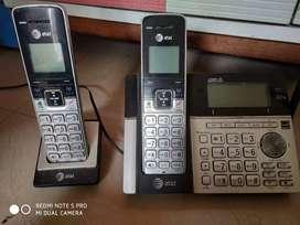 at&t, Bluetooth, Cordless phone