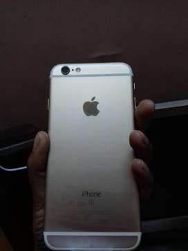 Iphone 6s Gold Colour