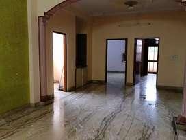 Independent 3 bhk flat, ground floor, chitrkoot stadium, Vaishali,