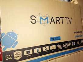 "Box packed Smart 40"" full HD android led TV"