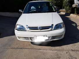 Suzuki Cultus 2015 Model Islamabad Registered