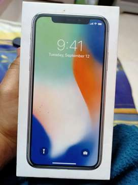 iPhone X 256gb excellent condition