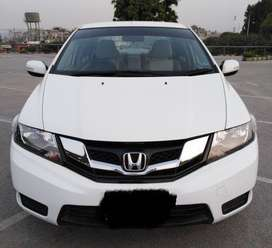 Honda City i vtec on easy monthly installments