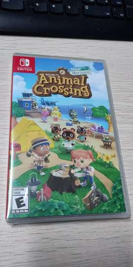 Nintendo Switch Animal Crossing New Horizon